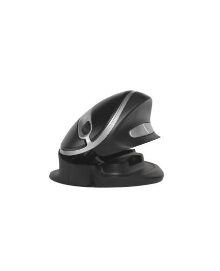 BakkerElkhuizen Oyster mouse trådlös ergonomisk mus