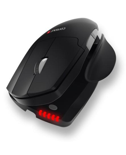 Contour Unimouse trådlös ergonomisk mus