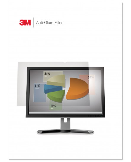 3M Anti-Glare filter för 23'' monitor widescreen