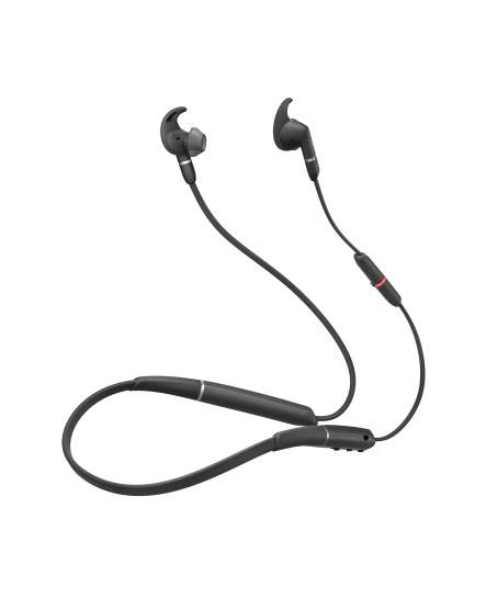 Jabra Evolve 65e MS trådlösa hörlurar