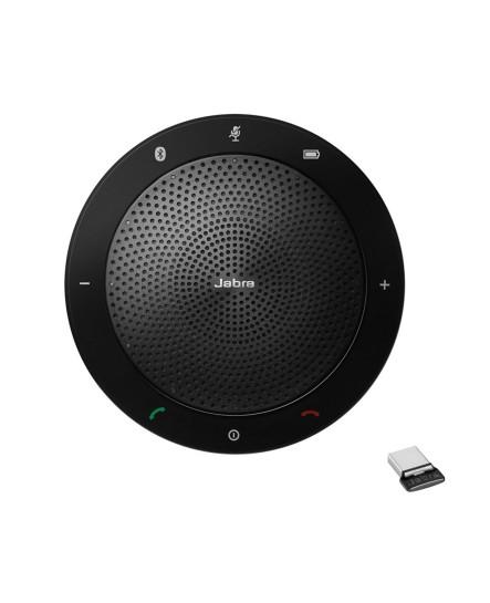 Jabra Speak 510+ högtalartelefon och UC Link 360