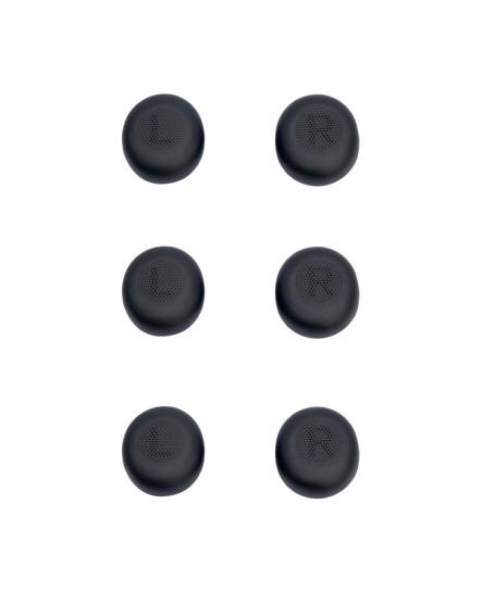 Jabra Evolve2 40/65 öronkuddar konstläder, 6-pack