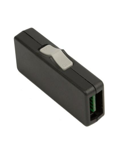 Jabra QD-QD mute knapp adapter