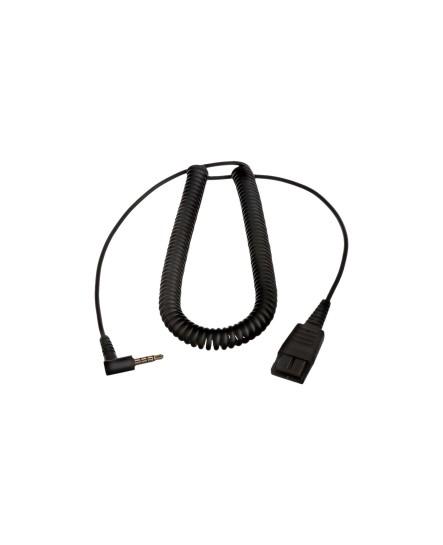 Jabra Biz QD-3.5mm spiralkabel headsetkabel