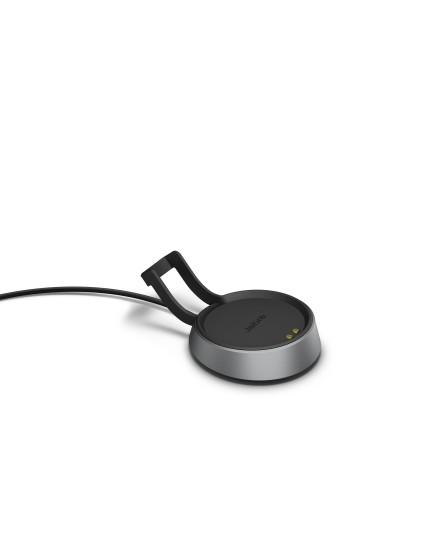 Jabra Evolve2 svart 85 USB-C laddningsställ