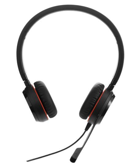 Jabra Evolve 30 II MS duo stereo headset