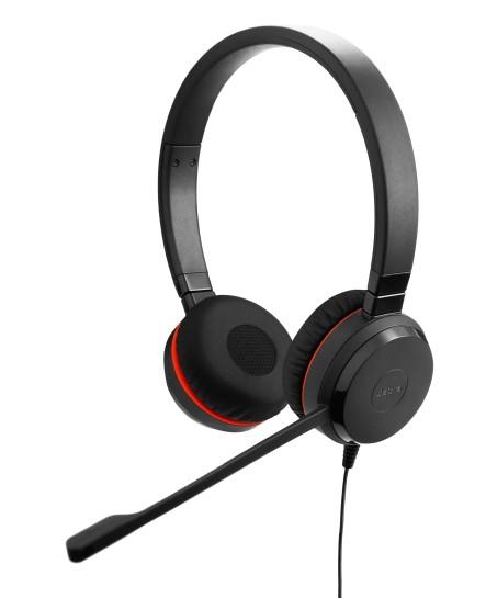 Jabra Evolve 30 II UC duo stereo headset