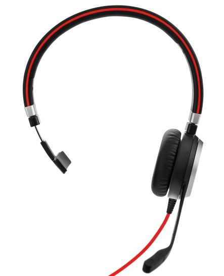 Jabra Evolve 40 MS USB-C mono headset