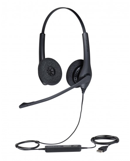 Jabra Biz 1500 duo USB headset