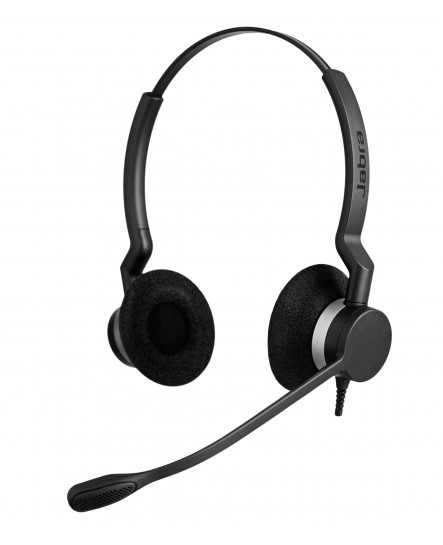 Jabra Biz 2300 duo QD headset