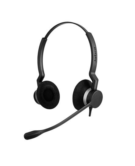 Jabra Biz 2300 QD Siemens duo headset