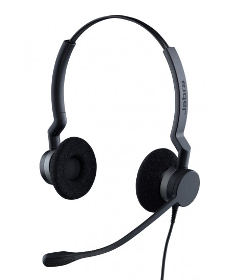Jabra Biz 2300 MS QD duo headset
