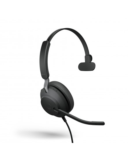 Jabra Evolve2 40 UC USB-C mono headset