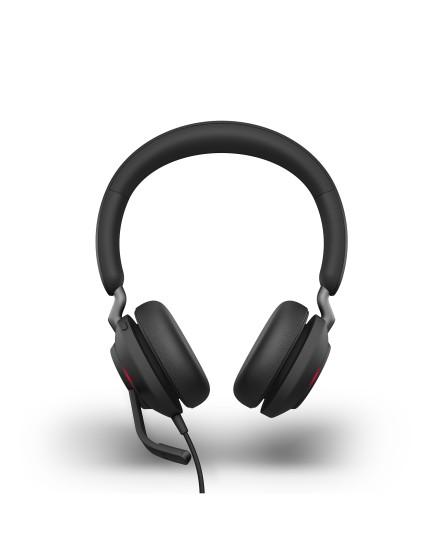 Jabra Evolve2 40 UC USB-C stereo headset