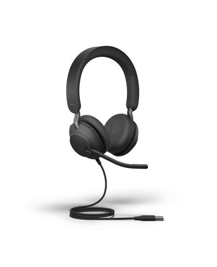 Jabra Evolve2 40 UC USB-A stereo headset