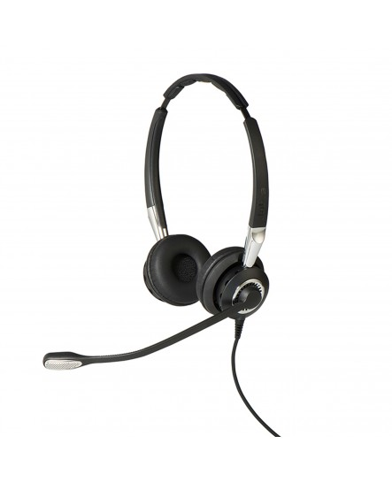Jabra BIZ 2400 II Duo USB MS CC headset