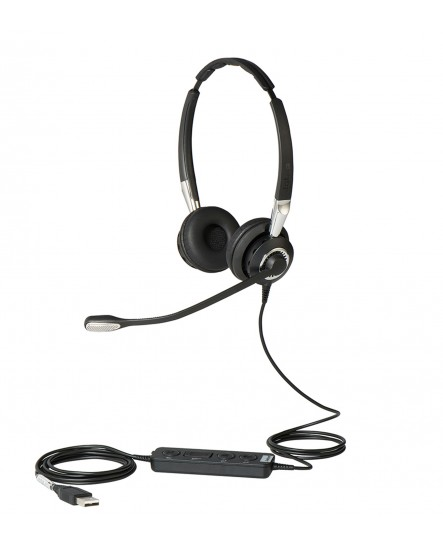 Jabra BIZ 2400 II Duo USB CC headset