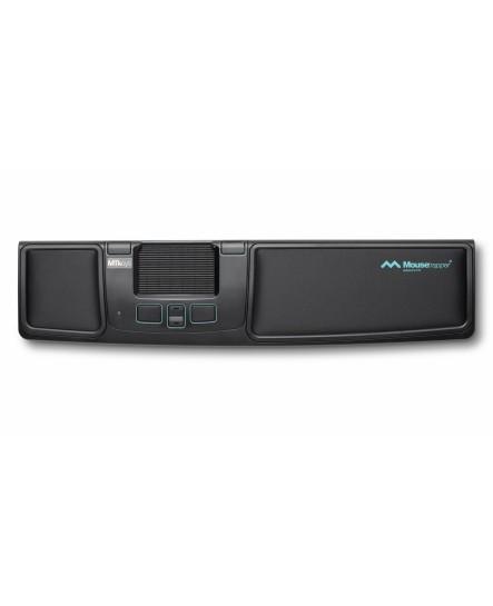 Mousetrapper Advance 2.0 svart/turkos
