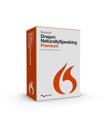 Dragon NaturallySpeaking 13 Premium, eng.