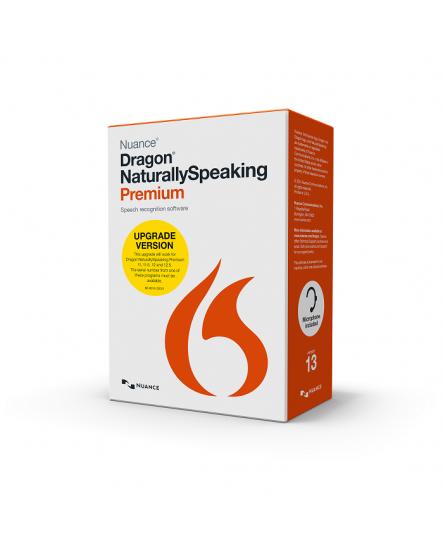 Dragon NaturallySpeaking 13 Premium, uppgr, eng.