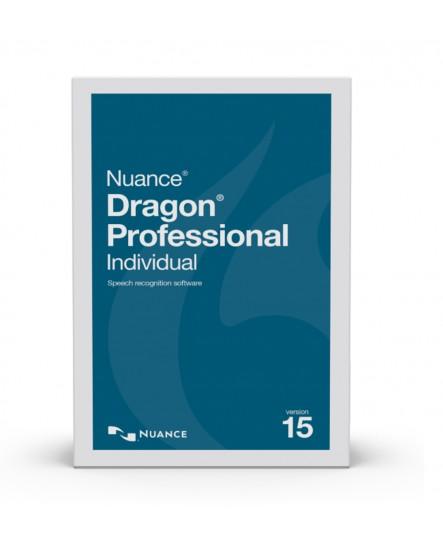Dragon NaturallySpeaking 15 Professional Individual, eng.