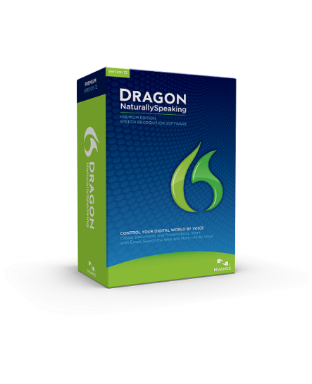 Dragon NaturallySpeaking supportavtal, 12 mån