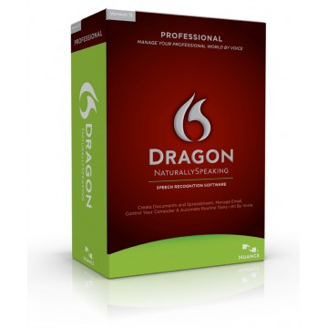 Dragon NaturallySpeaking (PC)