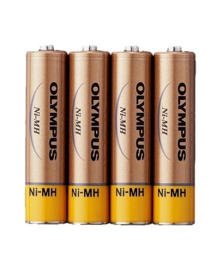 Olympus BR-401 Ni-MH (AAA) laddningsbara batterier