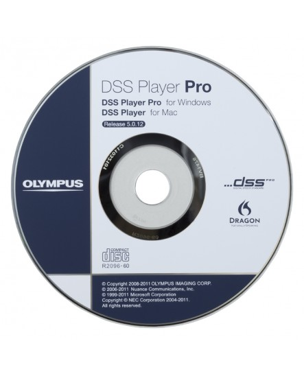 Olympus AS-5002 DSS Player Pro Utskriftsmodul