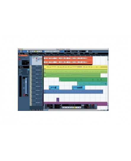 Olympus AS-40 Cubase redigeringsprogram