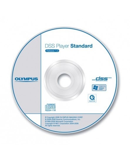 Olympus AS49 DSS Player Standard dikteringsmodul