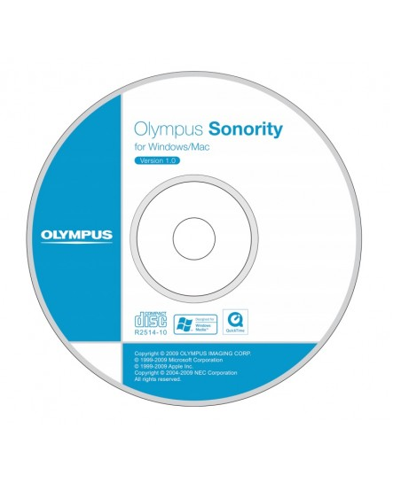 Olympus Sonority Music Editing Plug-in