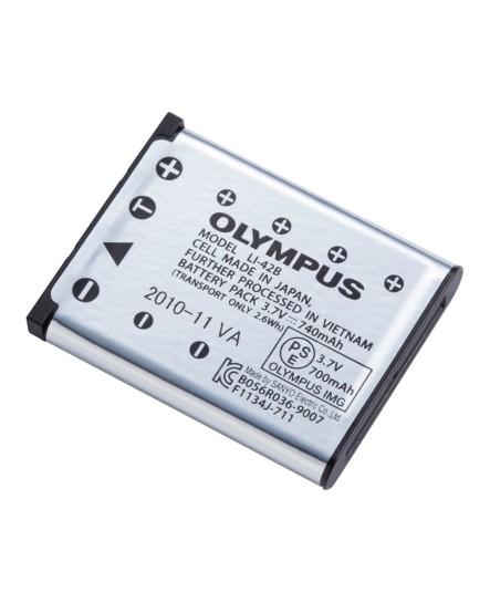 Olympus LI-42B Laddningsbart lithium-jonbatteri