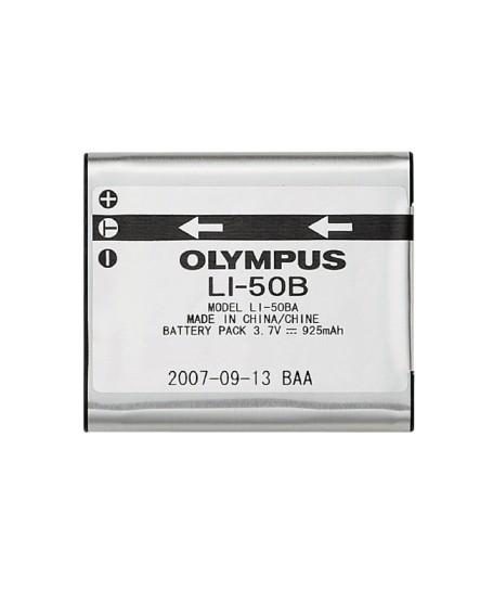 Olympus LI-50B laddningsbart lithium-jonbatteri
