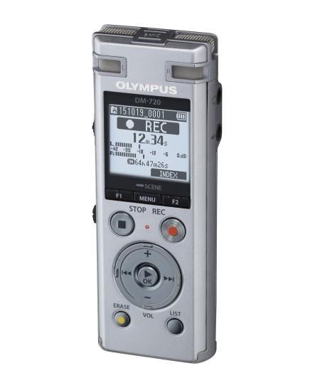 Olympus DM-720 4 GB diktafon