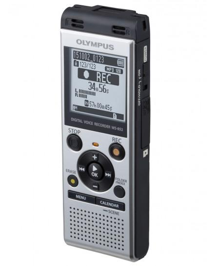 Olympus WS-852 silver 4 GB diktafon