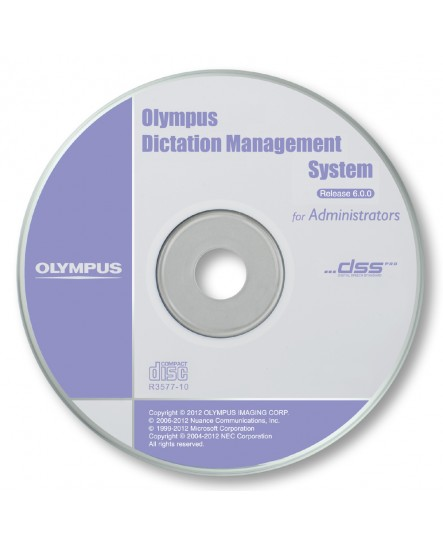Olympus ODMS för Administratörer