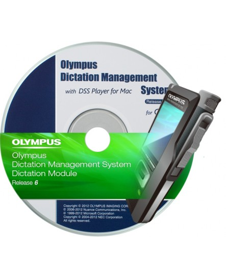 Olympus ODMS Dictation Module AS-7001