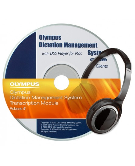 Olympus ODMS Transcription Module AS-7002