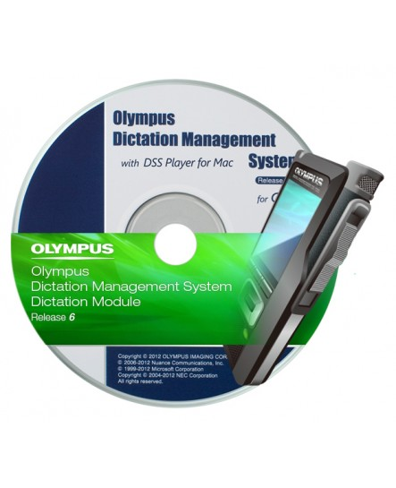 Olympus ODMS Dictation Module AS-7003 uppgraderingslicens