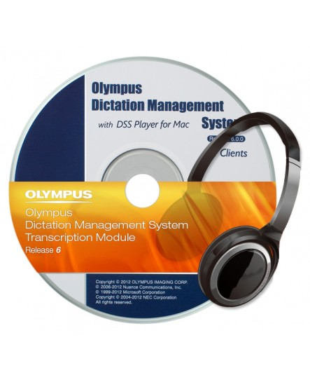 Olympus ODMS Transcription Module AS-7004 uppgraderingslicens