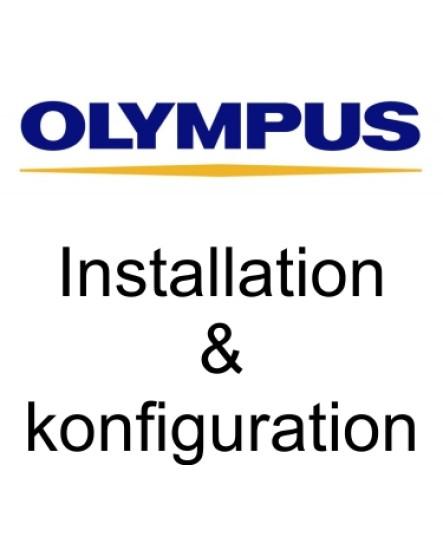 Olympus installation och konfiguration