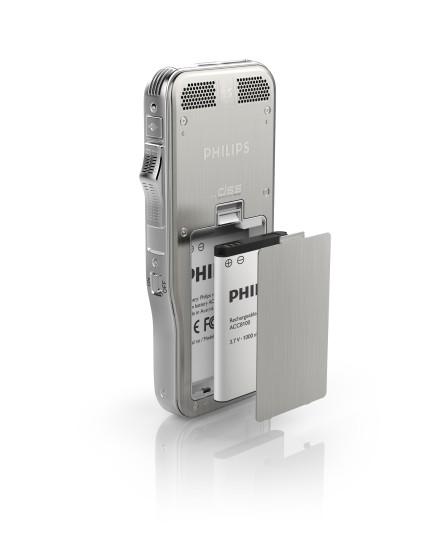 Philips återladdningsbart Li-ion batteri ACC8100