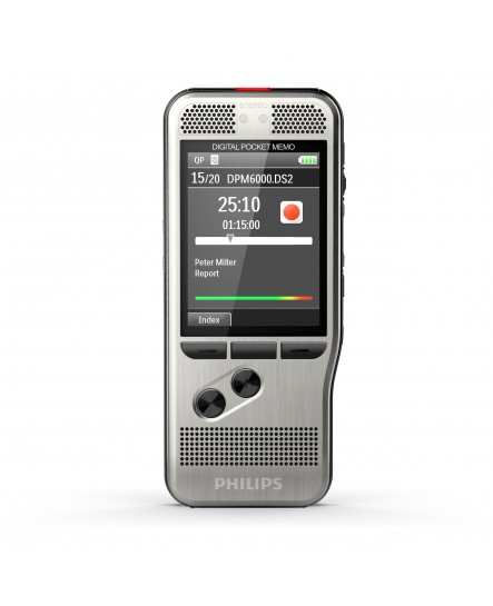 Philips Digital Pocket Memo DPM6000 diktafon