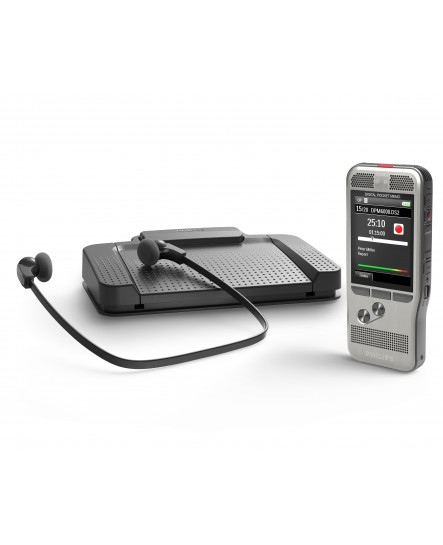 Philips Digital Pocket Memo DPM6700 startpaket