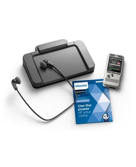 Philips Digital Pocket Memo DPM6700 startpaket