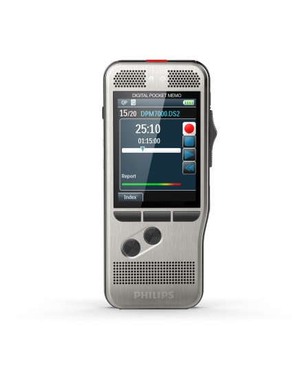 Philips Digital Pocket Memo DPM7000 diktafon