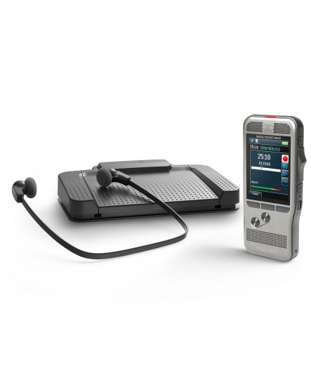 Philips Digital Pocket Memo DPM7700 startpaket