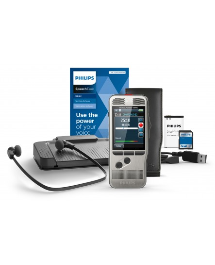 Philips Digital Pocket Memo DPM7700 startpaket