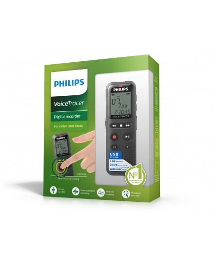 Philips VoiceTracer DVT1150 diktafon